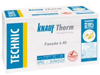 KNAUF Therm TECH Fasada λ 40